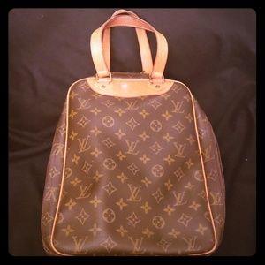 Authentic Louis Vuitton Excursion Monogram Bag